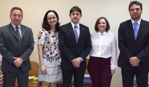 Corregedoria-Geral da Justiça realiza inspeções em varas de Maranguape