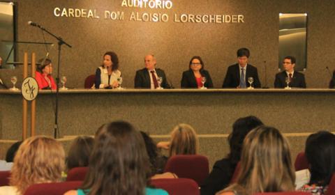 TJCE debate implantação de unidade com método socioeducativo diferenciado para o sexo feminino