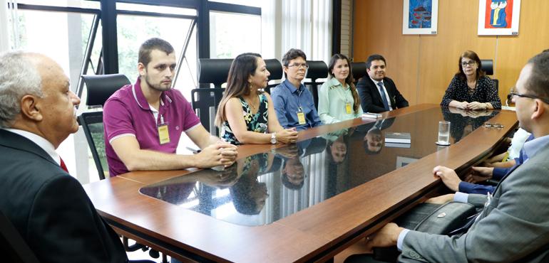 Equipe do TJCE conhece Sistema de Administração de Precatórios do Tribunal de Mato Grosso do Sul
