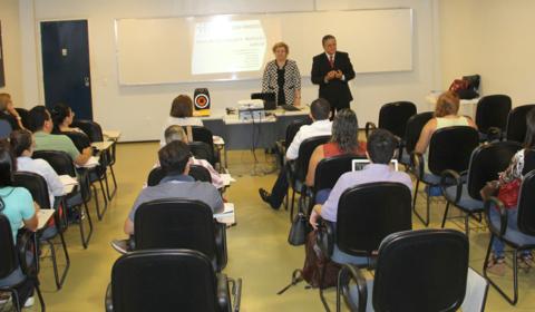 Curso de Formação de Conciliadores reúne 127 alunos na Esmec