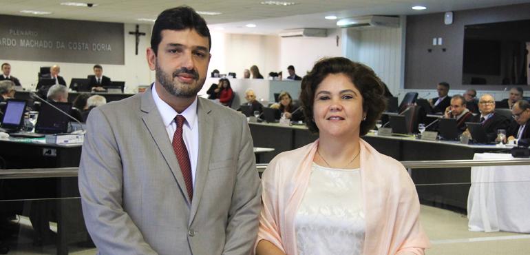 Pleno do Tribunal de Justiça escolhe dois juízes suplentes para TRE-CE