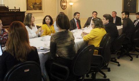 Planos de Acessibilidade e de Auditoria são apresentados em reunião do Coex