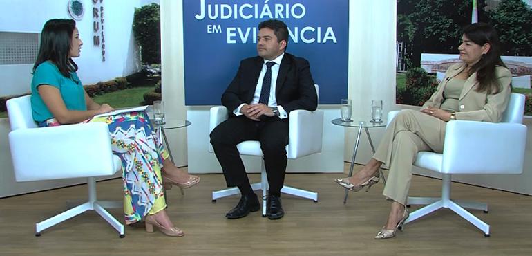 """""""Judiciário em Evidência"""" desta semana destaca ações da Assessoria de Precatórios do TJCE"""