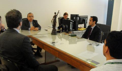 4ª Vara de Sucessões de Fortaleza passa por inspeção judicial