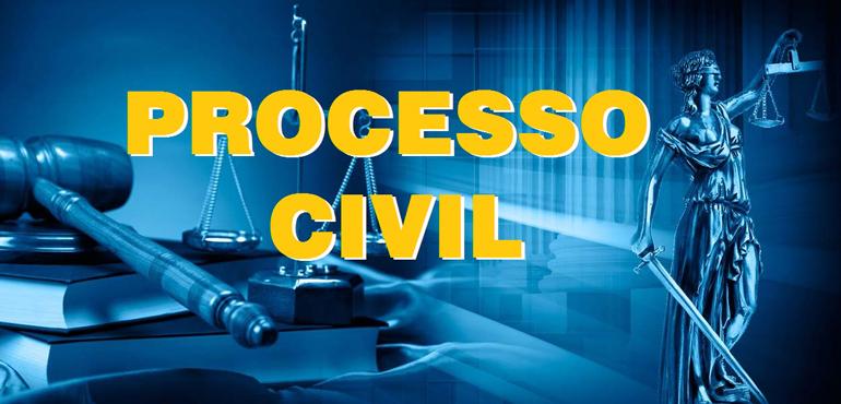Inscrições para o curso Especialização em Processo Civil começam segunda-feira