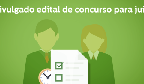 Tribunal de Justiça do Ceará publica edital de concurso para contratar 50 juízes