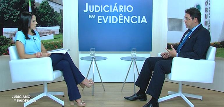 O presidente da ACM, juiz Ricardo Alexandre Costa, é o entrevistado