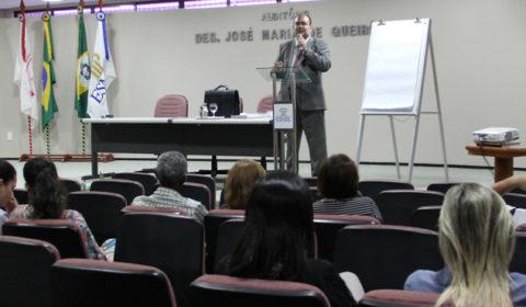 Direitos das pessoas com problemas mentais é tema de palestra na Escola da Magistratura