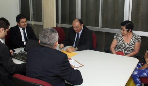 TJCE realiza dez audiências no primeiro dia de conciliações em precatórios de 2018