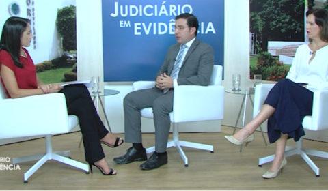 """Resultados do Plano Estratégico do TJCE são destaque no """"Judiciário em Evidência"""" desta semana"""