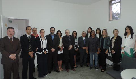 Corregedoria-Geral da Justiça inicia inspeção na Vara de Audiências de Custódia de Fortaleza