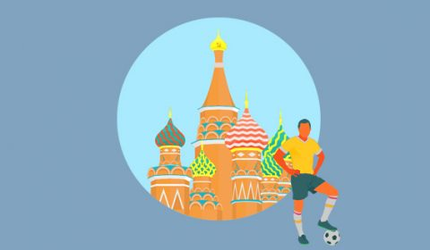 Enquete TJCE: 41% dos participantes acreditam que a Seleção Brasileira conquistará a Copa da Rússia