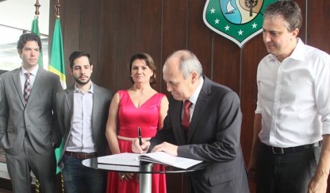 Desembargador Gladyson Pontes assume Governo do Estado até o próximo dia 3