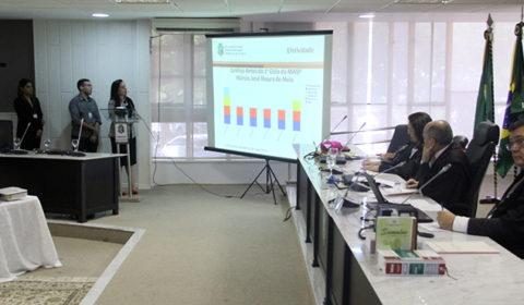 TJCE apresenta resultado do 2º ciclo do programa que prioriza julgamento de réus com várias ações