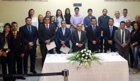 Corregedor-geral da Justiça visita em uma semana dez comarcas do Interior