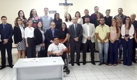 Corregedor-geral da Justiça enaltece esforço de magistrados e servidores mais produtivos