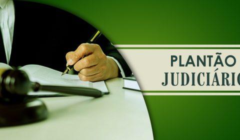 Judiciário funciona em regime de plantão neste fim de semana