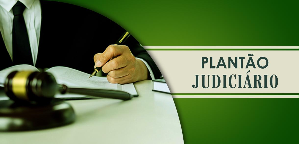 Quatro processos ingressam no Tribunal de Justiça durante plantão dessa quarta-feira
