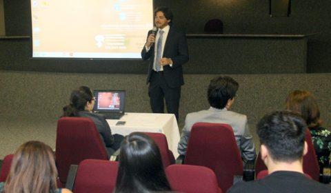 Palestra no TJCE destaca uso da tecnologia na solução de conflitos