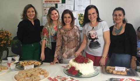 Turmas Recursais promove celebração em homenagem ao Dia das Mães