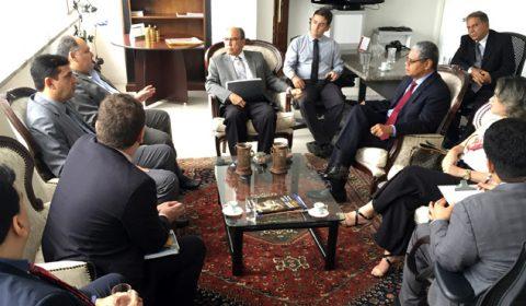 Comitiva do Tribunal de Justiça do Pará visita Fórum e elogia sistema de processo eletrônico
