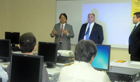 Servidores do Fórum Clóvis Beviláqua participam de capacitação sobre sistema de precatórios