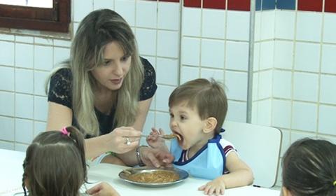 Creche do Poder Judiciário promove semana de atividades em homenagem às mães