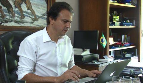 Medalha Clóvis Beviláqua: Governador Camilo Santana será homenageado pelo TJCE
