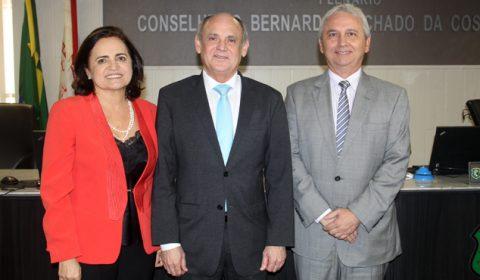 Juízes Henrique Holanda e Marlúcia Bezerra são eleitos desembargadores do Tribunal de Justiça