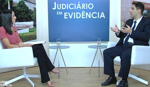 """""""Judiciário em Evidência"""" desta semana traz entrevista sobre crimes virtuais"""