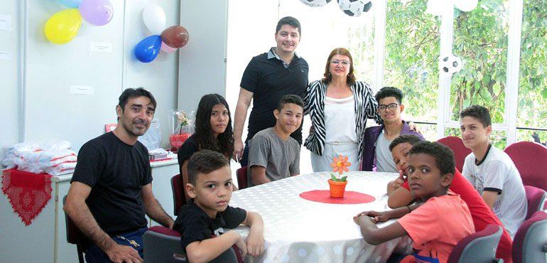 Jovens da Associação Revart conhecem trabalho do Núcleo de Solução de Conflitos do TJCE