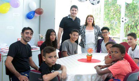 Jovens da Revart conhecem trabalho do Núcleo de Solução de Conflitos do TJCE