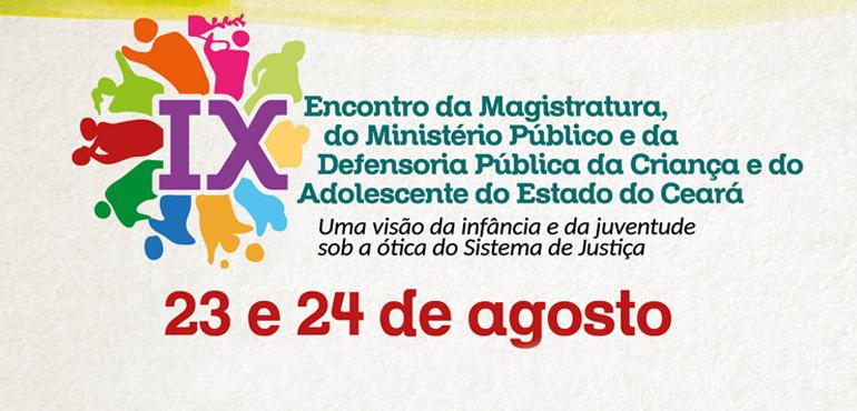 Encontro do Sistema de Justiça sobre a Infância e a Juventude está com inscrições abertas