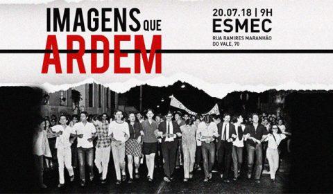 Esmec abre nesta sexta-feira exposição de fotos do período da ditadura militar