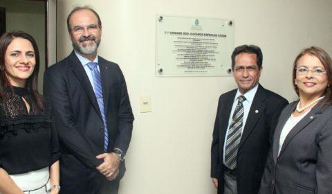 Tribunal inaugura nova sede do 11º Juizado Especial de Fortaleza na Faece/FaFor
