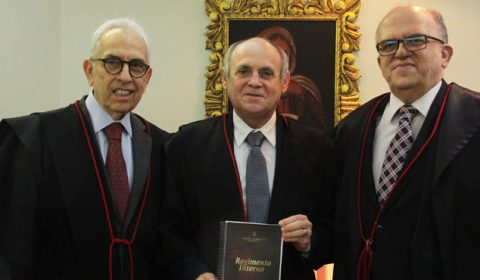 Conselho Editorial lança Regimento Interno e as 64 Súmulas do Tribunal de Justiça