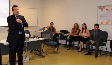 Magistrados participam de oficina que debate ações para aperfeiçoamento da Justiça de 1º Grau