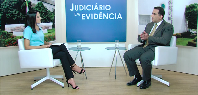 """""""Judiciário em Evidência"""" desta semana traz entrevista sobre direitos dos idosos"""