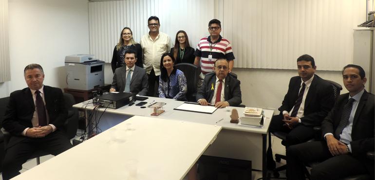 Após visitar 12 comarcas do Interior, corregedor-geral abre inspeção em unidade da Capital