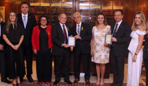 Conselho Editorial do TJCE republica livro de jurista cearense lançado há 60 anos