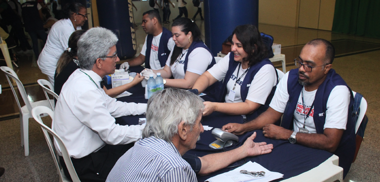 Servidores elogiam programação da Semana do Trânsito no Tribunal de Justiça