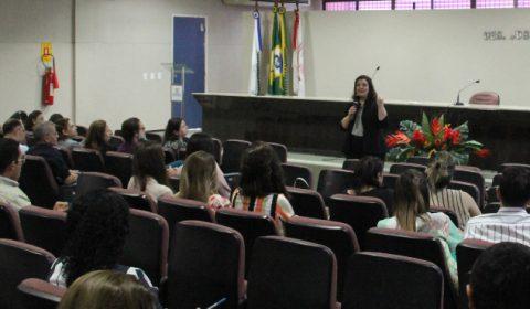 Juízes, promotores, defensores e delegados fazem curso sobre depoimento especial de crianças