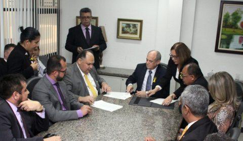 Instalada Vara de Delitos de Organizações Criminosas no Fórum Clóvis Beviláqua