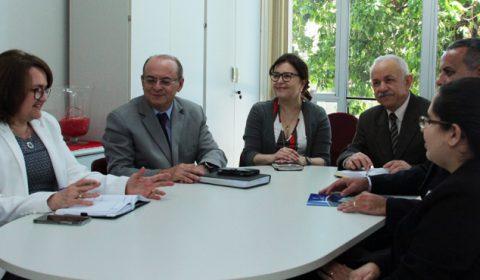 TJCE e Justiça do Trabalho trocam experiências sobre mediação e conciliação