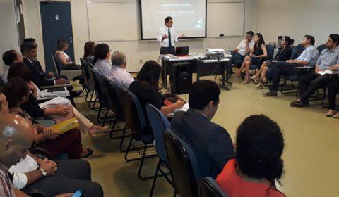 Encontro na Esmec debate avanços e desafios no aprimoramento da audiência de custódia