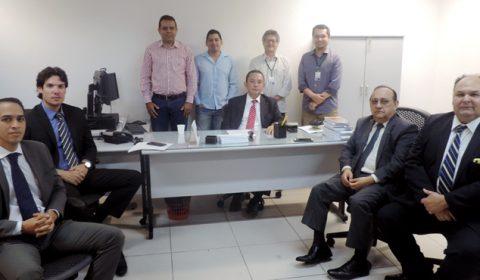 2ª Vara Cível de Fortaleza passa por inspeção judicial