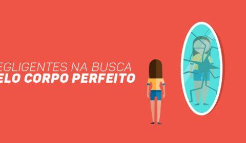 Enquete TJCE: 90% acreditam que pessoas são negligentes na busca pelo corpo perfeito