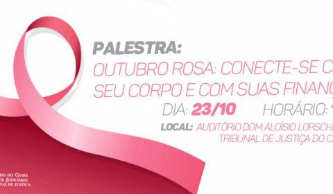 Outubro Rosa: especialista vai orientar mulheres a planejar orçamento para evitar situações adversas