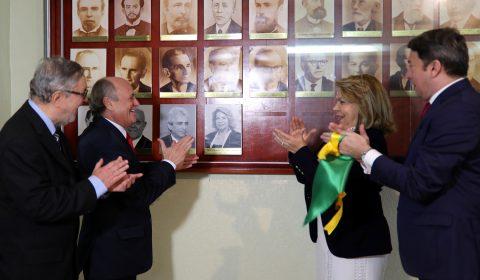 Galeria de Ex-Presidentes do TJCE passa a contar com as fotos de Gerardo Brígido e Iracema Vale