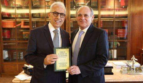 """Lançamento do livro """"Introdução à Ciência do Direito"""""""